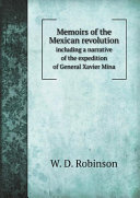 Pdf Memoirs of the Mexican revolution Telecharger