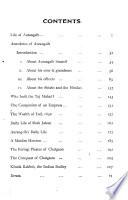 Anecdotes of Aurangzib