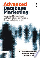 Advanced Database Marketing