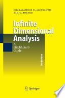 Infinite Dimensional Analysis