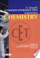 S.Chand's Common Entrance Test(Karnataka)Chemistry