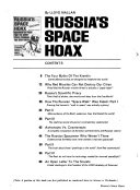 Russia's Space Hoax