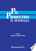 Pig Production in Australia