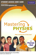 MasteringPhysics R  with Pearson EText    Standalone Access Card    for Conceptual Integrated Science