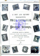 The Sixpenny Illustrated Catalogue of Postage Stamps     Second Edition