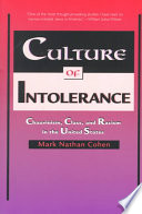 Culture of Intolerance