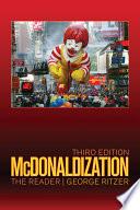 Mcdonaldization Book PDF