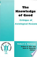 The Knowledge of Good