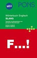 PONS Wörterbuch Englisch-Slang