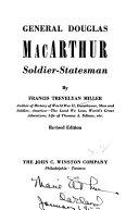 General Douglas MacArthur  Soldier statesman Book PDF