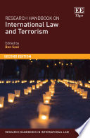 """Research Handbook on International Law and Terrorism"" by Ben Saul"