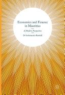 Economics and Finance in Mauritius