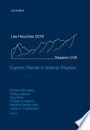 Current Trends in Atomic Physics Book