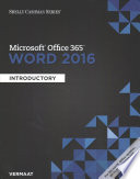 Microsoft Office 365 & Word 2016 + Discovering Computers 2018