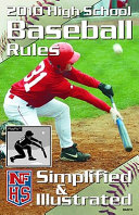 NFHS High School Baseball Rules Simplified   Illustrated