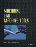 MACHINING AND MACHINE TOOLS  With CD   Book