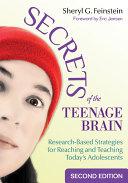 Secrets of the Teenage Brain Book