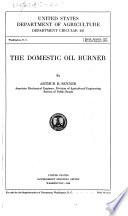 The Domestic Oil Burner Book