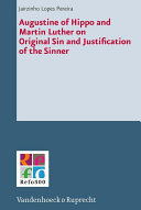 Pdf Augustine of Hippo and Martin Luther on Original Sin and Justification of the Sinner