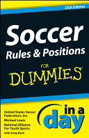 Soccer Rules and Positions In A Day For Dummies ebook