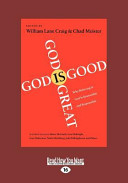 God Is Great God Is Good Why Believing In God Is Reasonable And Responsible Large Print 16pt