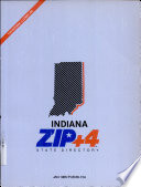 Indiana ZIP+4 State Directory