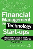 Financial Management for Technology Start Ups