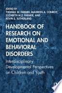 Handbook of Research on Emotional and Behavioral Disorders