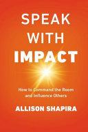 The Speak With Impact