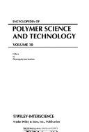 Encyclopedia of Polymer Science and Technology  Part 3