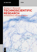 Pdf Technoscientific Research Telecharger