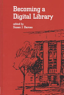 Becoming a Digital Library Book