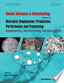 Recent Advances in Biotechnology Volume  2  Microbial Biopolyester Production  Performance and Processing Bioengineering  Characterization  and Sustainability