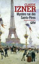Mystère rue des Saints-Pères [Pdf/ePub] eBook
