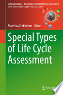 Special Types of Life Cycle Assessment