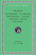 Charmides   Alcibiades I and II   Hipparchus   The Lovers   Theages   Minos   Epinomis