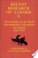 Recent Research on Ladakh 6