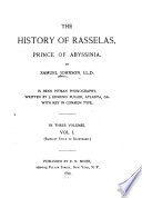 The History of Rasselas  Prince of Abyssinia  Simplest style of shorthand