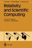 Relativity and Scientific Computing