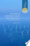 The European Commission s Energy and Climate Policy Book