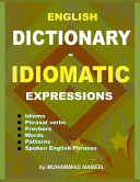 English Dictionary of Idiomatic Expressions