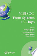 VLSI SOC  From Systems to Chips