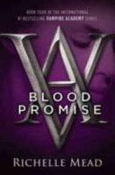 Blood Promise banner backdrop