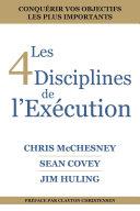 Pdf Les 4 Disciplines de L'Exécution Telecharger