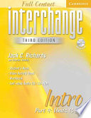 Interchange Third Edition Full Contact Intro Part 4 Units 13 16