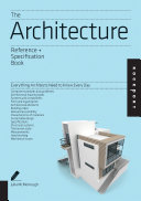 The Architecture Reference & Specification Book Pdf/ePub eBook