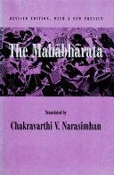 The Mahābhārata