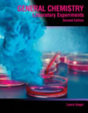 General Chemistry Laboratory Experiments