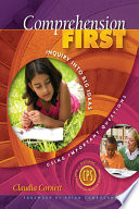 Comprehension First