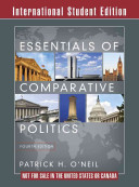 Essentials of Comparative Politics 4E International Student Edition